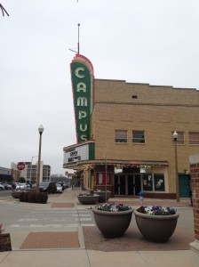 campus theater ext